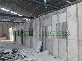 轻质隔墙板常见品种及规格