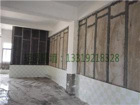 陕西安业建材有限公司复合性墙板安装销售市场轻质隔热材料运用的适用范围
