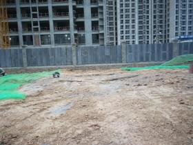 陕西西安建筑装修装配式隔墙材料做围墙效果展示