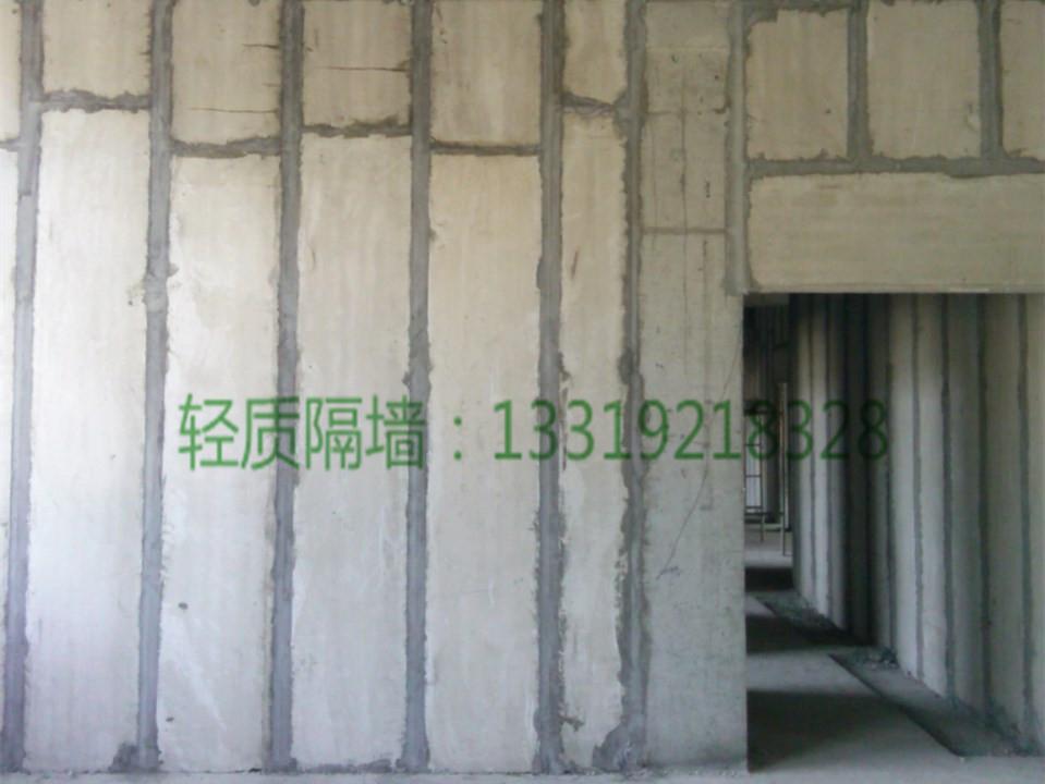 石膏轻质隔墙板介绍