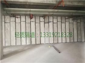 商洛轻质隔墙板施工注意要点:公母榫对准很重要