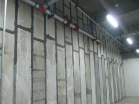 西安轻质隔墙板安装施工服务,西安隔墙板工程隔断墙材料带安装施工