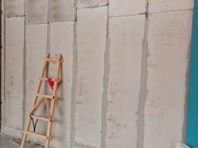 铜川石膏板隔墙价格,铜川SGK空心石膏水泥轻质隔墙板隔断墙材料厂家