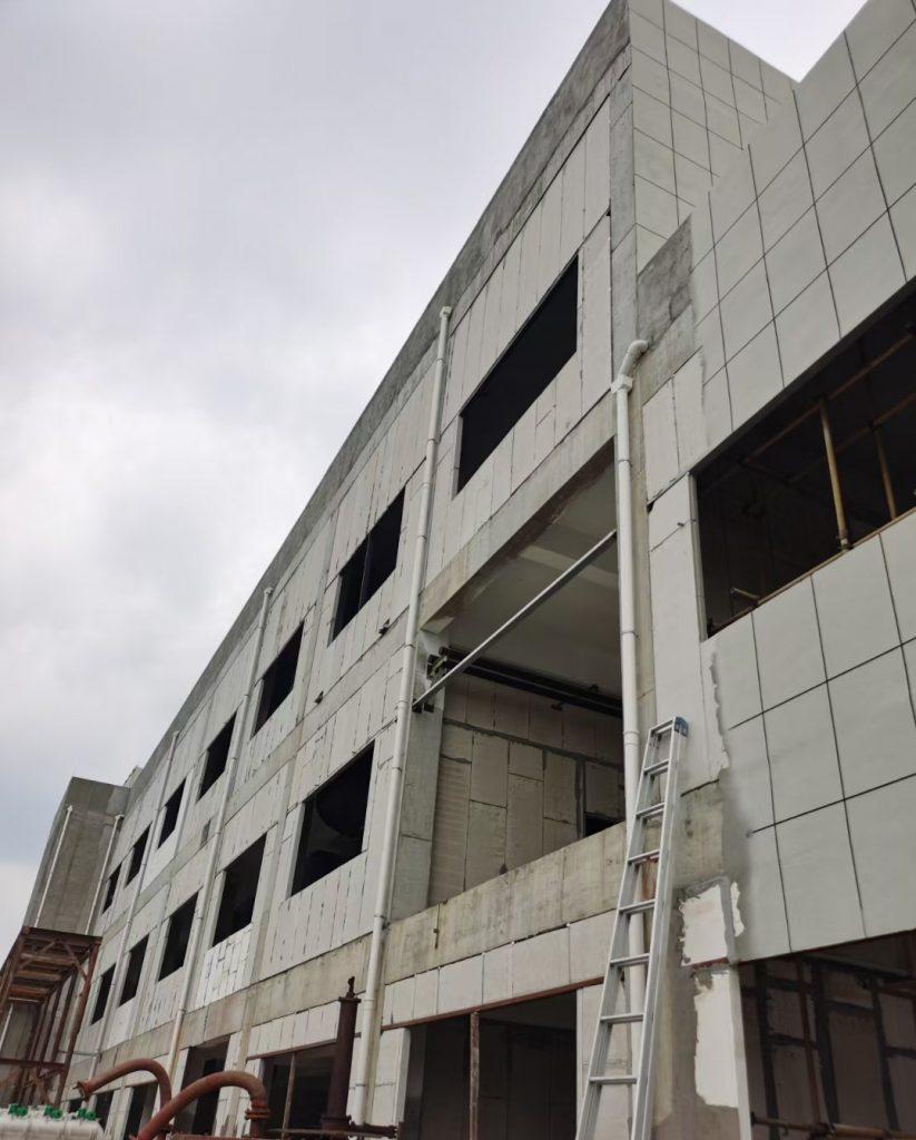 商洛GRC空心石膏轻质隔墙板,陕西商州GRC隔墙板材料厂家价格